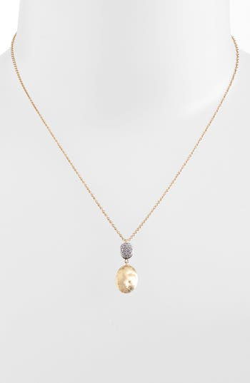 Women's Marco Bicego 'Siviglia' Diamond Pendant Necklace
