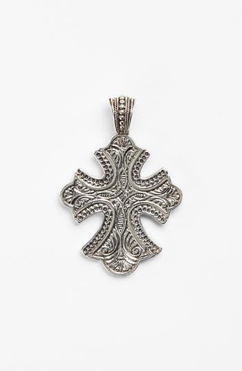 Women's Konstantino 'Classics' Cross Pendant Necklace