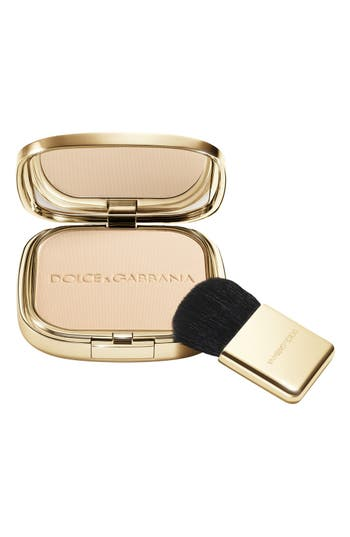Dolce & gabbana Beauty Perfection Veil Pressed Powder - Nude Ivory 1
