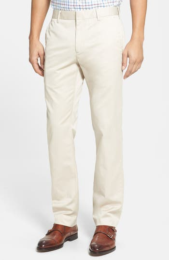 1960s – 1970s Mens Pants, Jeans, Bell Bottoms Mens Bonobos Weekday Warrior Non-Iron Slim Fit Cotton Chinos Size 32 x 32 - Beige $98.00 AT vintagedancer.com