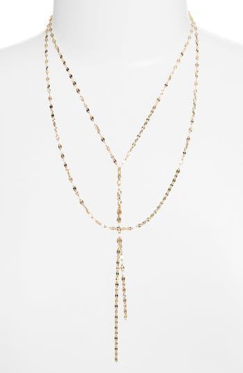 Women's Lana Jewelry 'Mega Blake' Lariat Necklace