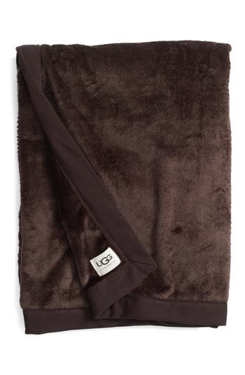 Ugg Duffield Throw, Size One Size - Brown