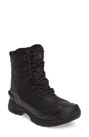 Men's The North Face Chilkat Evo Waterproof Insulated Snow Boot
