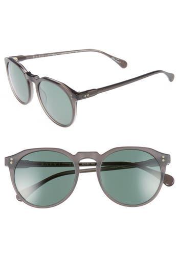 Men's Raen 'Remmy' 52Mm Polarized Sunglasses -