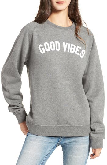 Women's Sub Urban Riot Good Vibes Willow Sweatshirt