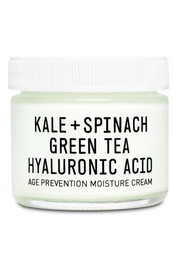 Youth To The People Kale + Spinach Green Tea Hyaluronic Acid Age Prevention Cream
