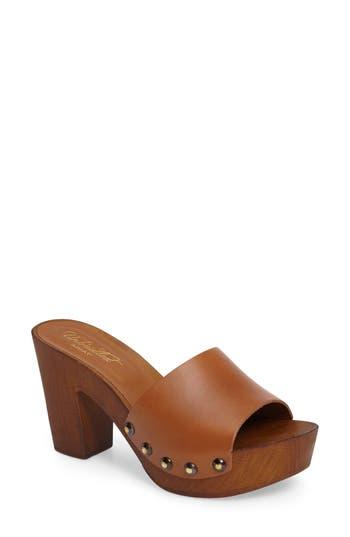 Women's Ariat Unbridled Lennon Mule, Size 6 M - Brown