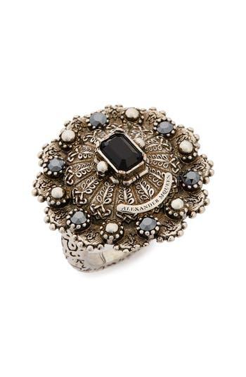 Women's Alexander Mcqueen Jeweled Ring