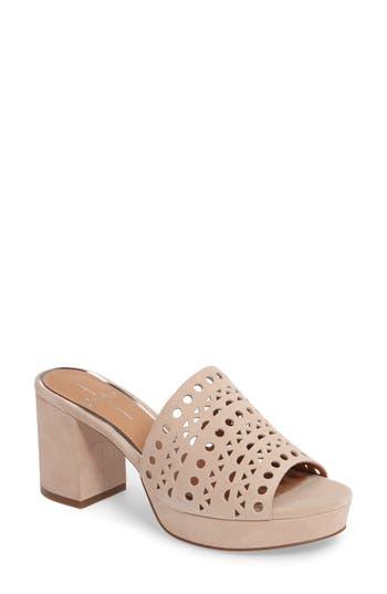 Women's Linea Paolo Ofra Block Heel Mule