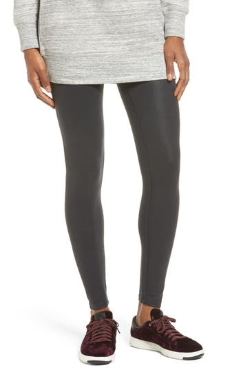 Yummie By Heather Thomson  COATED HIGH WAIST SIGNATURE LEGGINGS