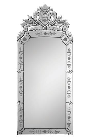 Renwil Venetian Mirror, Size One Size - White