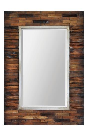 Renwil Pretoria Wood Mirror, Size One Size - Brown