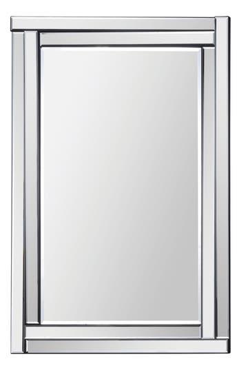 Renwil Ava Mirror, Size One Size - White