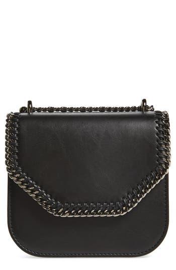 Stella Mccartney Small Falabella Box Alter Nappa Faux Leather Crossbody Bag -