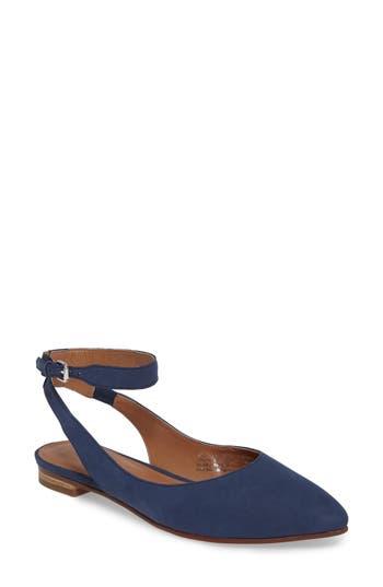Women's Caslon Abby Ankle Strap Flat