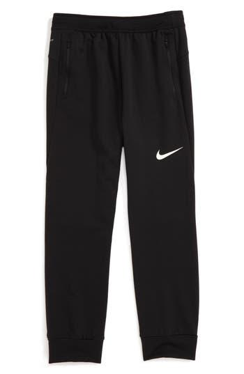 Boy's Nike Dri-Fit Hyper Fleece Pants