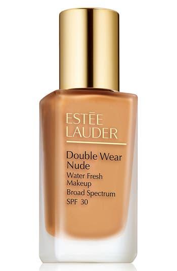 Estee Lauder Double Wear Nude Water Fresh Makeup Broad Spectrum Spf 30 - 4W1 Honey Bronze