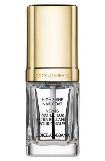 Dolce & gabbana Beauty 'The Nail Lacquer' Liquid High Shine Top Coat -