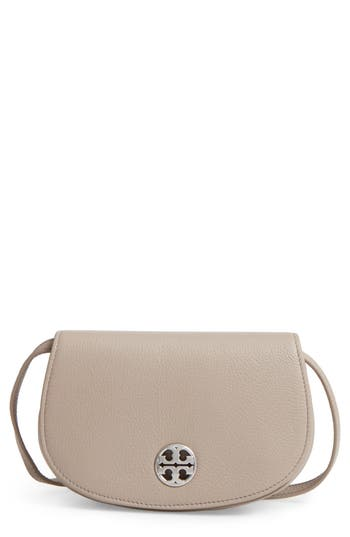Tory Burch Mini Jamie Leather Crossbody Bag -