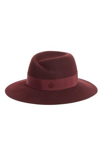 Women's Maison Michel Virginie Fur Felt Hat -
