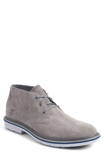 Men's Timberland Naples Trail Chukka Boot, Size 8.5 M - Grey
