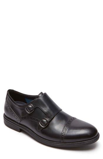 Men's Rockport Madson Double Monk Strap Shoe