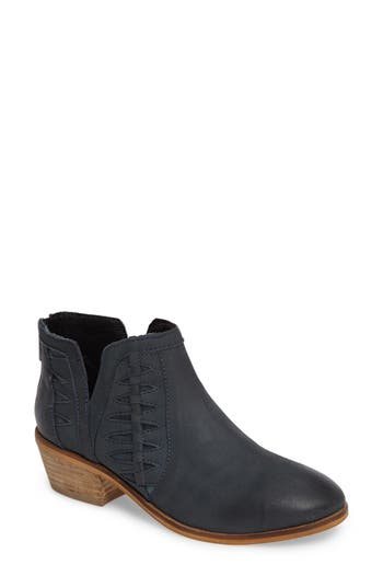 Charles By Charles David Yuma Bootie- Blue