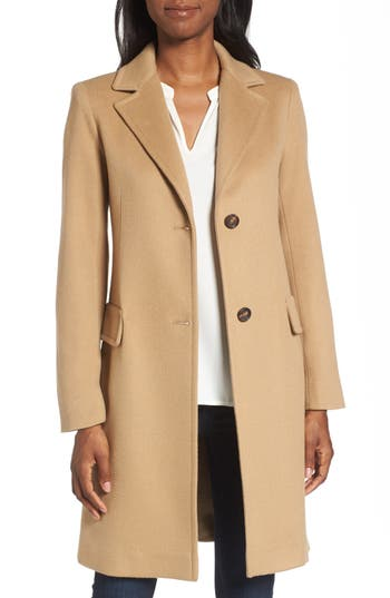 Women's Fleurette Modern Reefer Coat