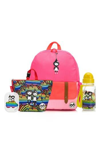 Babymel Zip & Zoe Junior Backpack Set - Pink
