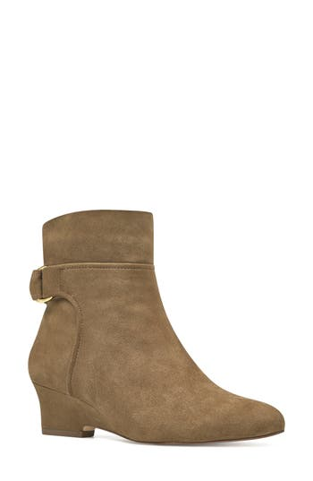 Nine West Jabali Bootie, Green