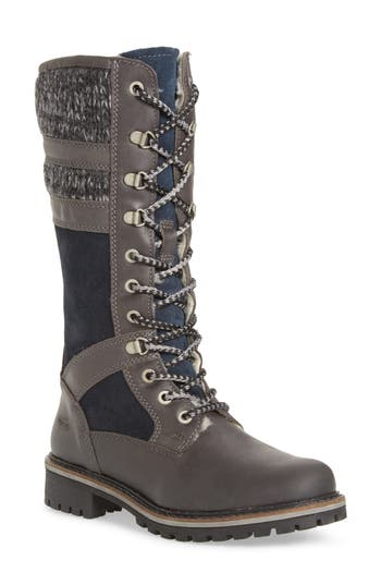 Bos. & Co. Holding Waterproof Boot - Grey