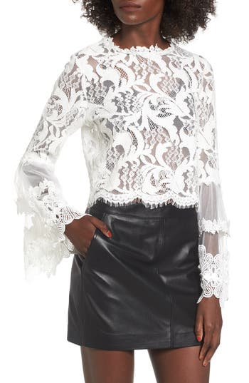 Lioness CHANCELLOR LACE TOP