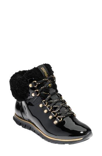 Cole Haan Zer?grand Hiker Boot B - Black
