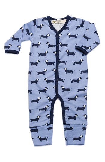 Infant Boy's Monica + Andy Lullaby Romper