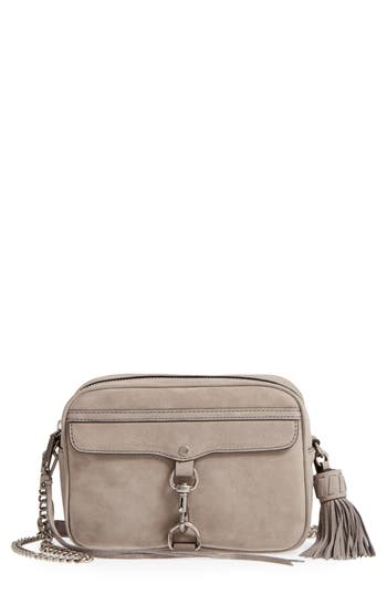 Rebecca Minkoff  LARGE MAB CAMERA BAG - GREY