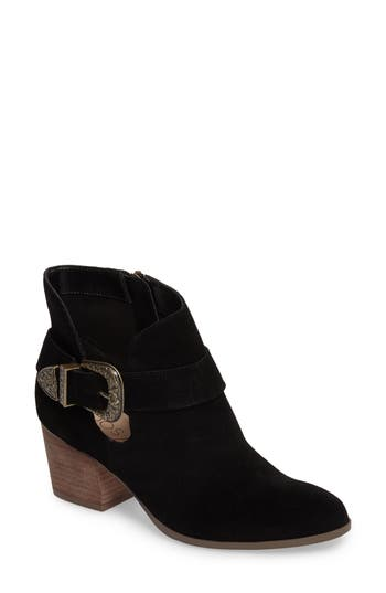 Sole Society Jax Bootie, Black