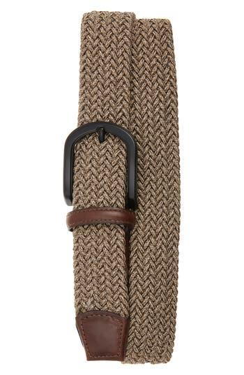 Men's Torino Belts Braided Mélange Belts