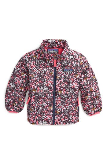 Infant Girl's Patagonia Down Sweater Jacket