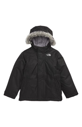 Toddler Girl's The North Face Greenland Waterproof 550-Fill Down Jacket