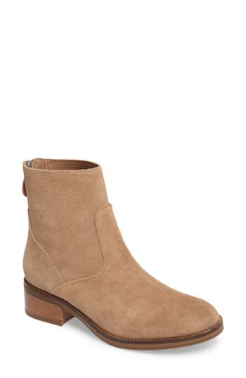 Gentle Souls Parker Bootie- Brown