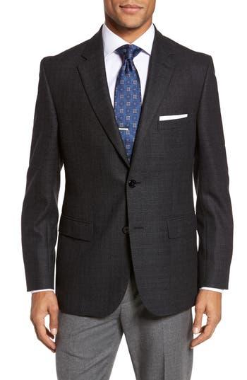 Men's Jb Britches Classic Fit Wool Blazer