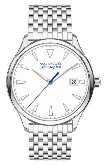 Women's Movado Heritage Bracelet Watch, 36Mm