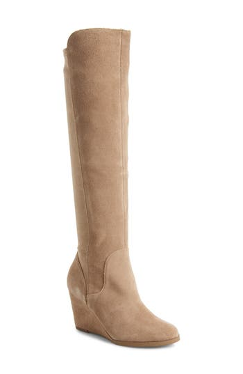 Sole Society Laila Boot- Beige