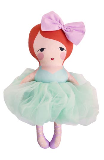 Toddler Girl's Candy Kirby Designs Autumn Ballerina Doll
