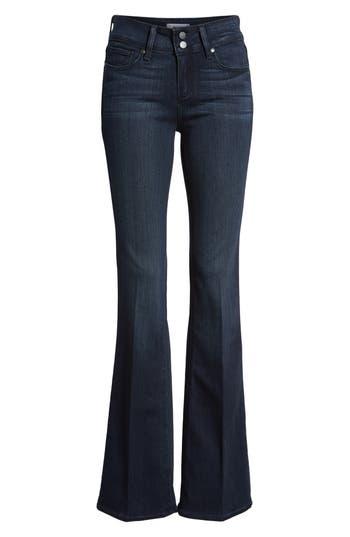 Women's Paige Transcend - Hidden Hills High Waist Bootcut Jeans