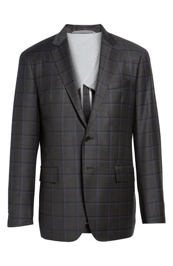 Windowpane Sport Coat | Nordstrom