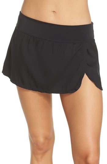 Nike Swim Board Skirt, Black