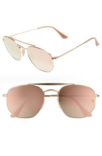 Ray-Ban Marshal 5m Aviator Sunglasses -