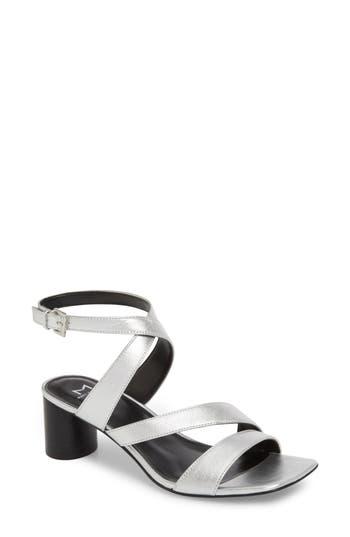 Marc Fischer Ltd Idana Strappy Sandal- Metallic