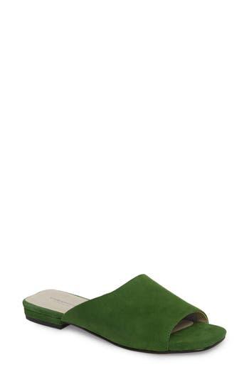 Vagabond Becky Slide Sandal, Green
